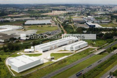 Barrac�e Distrito Industrial Jundia�
