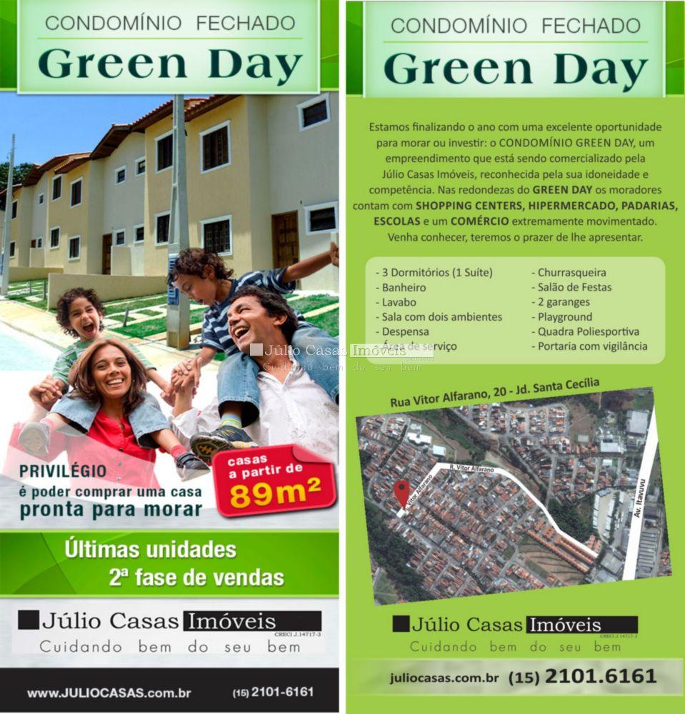 Empreendimento Condom�nio Villagio Green Day Sorocaba