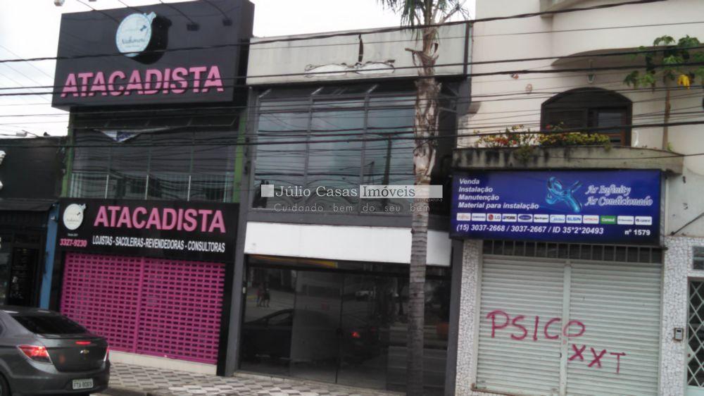 Salao Comercial Trujillo Sorocaba