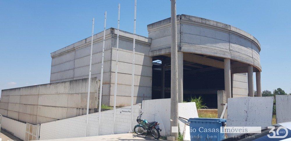 Prédio Comercial Além Ponte Sorocaba