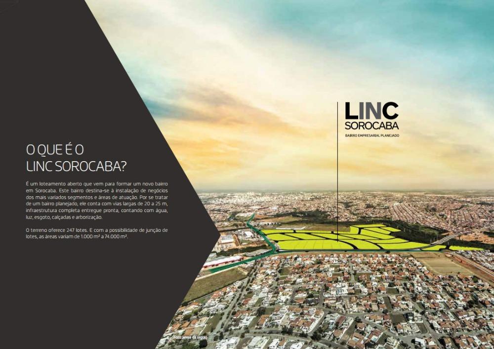 Linc Sorocaba Empreendimento Zona Industrial, Sorocaba (18747)