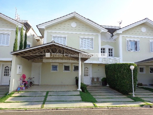 Casa em Condomínio Jardim Pagliato Sorocaba