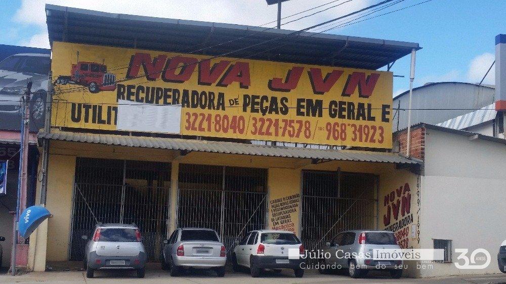 Galpão Vila Espírito Santo Sorocaba