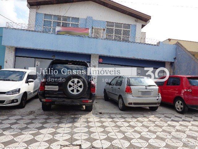 Casa Comercial Vila Trujillo, Sorocaba (21594)