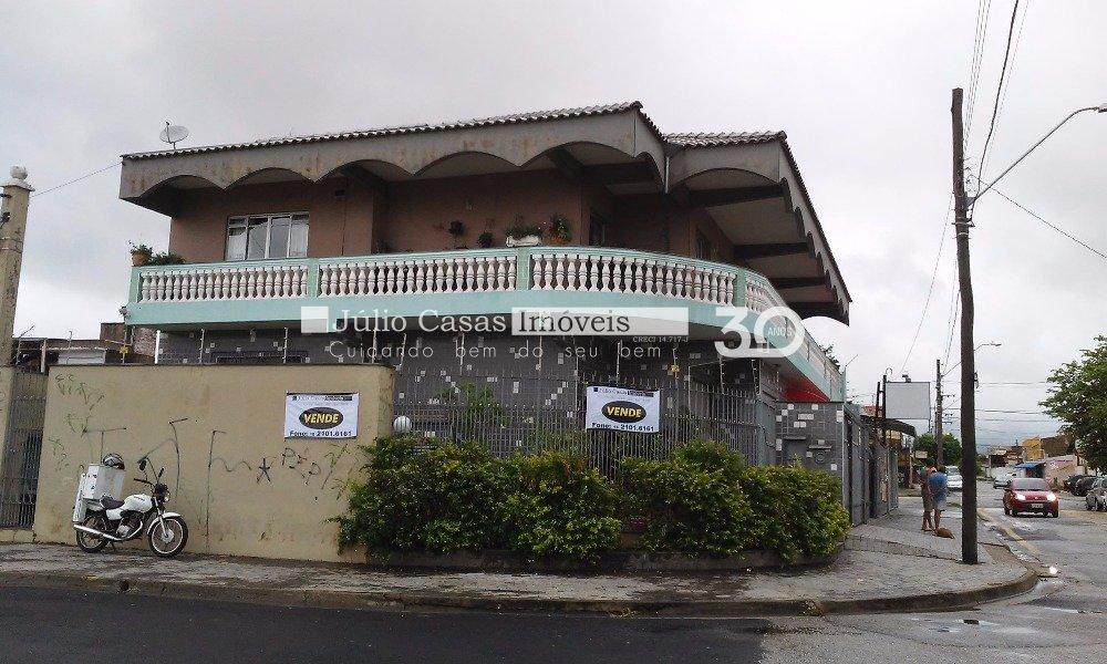 Casa Comercial Jardim São Marcos Sorocaba