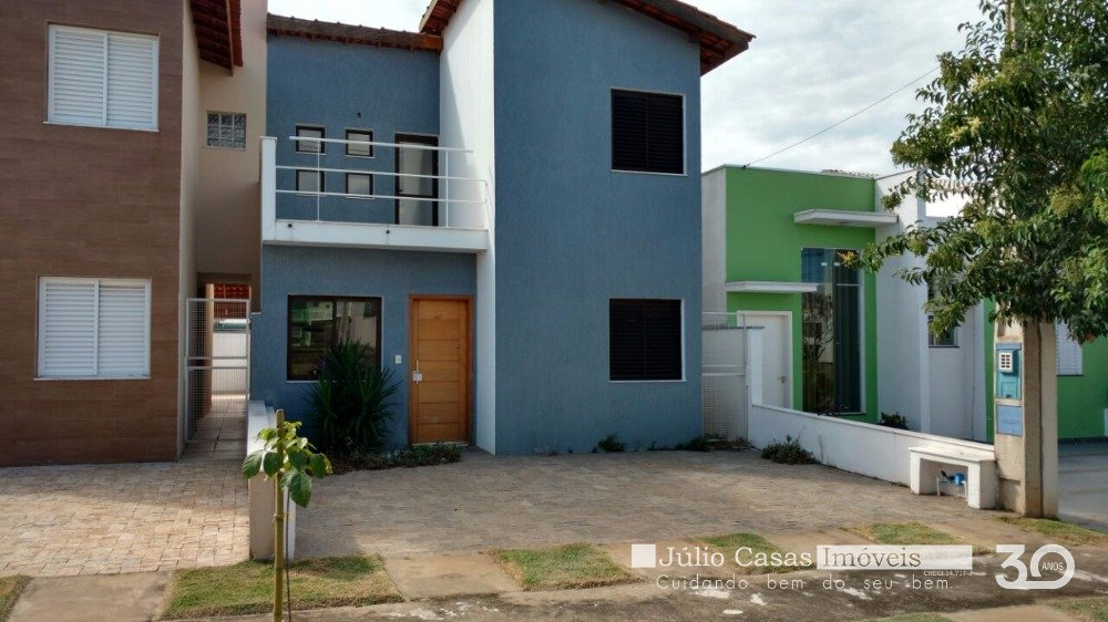 Horto Florestal 1 Casa em Condomínio Parque São Bento, Sorocaba (22194)