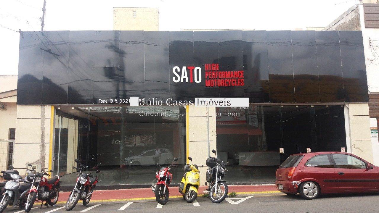 Salão Comercial Centro Sorocaba