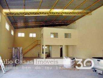 Galpão Recreio Marajoara Sorocaba