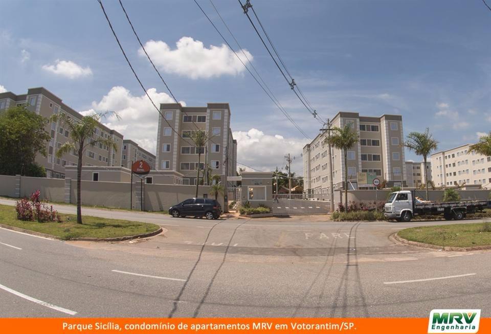 Parque Sicilia Apartamento Vossoroca, Votorantim (30732)