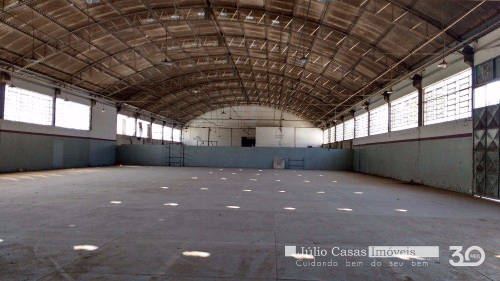 Galpão Centro Votorantim