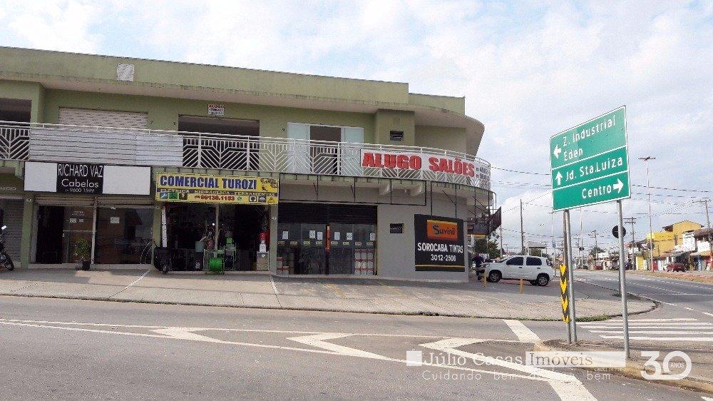 Salão Comercial Jardim Santa Cecília Sorocaba
