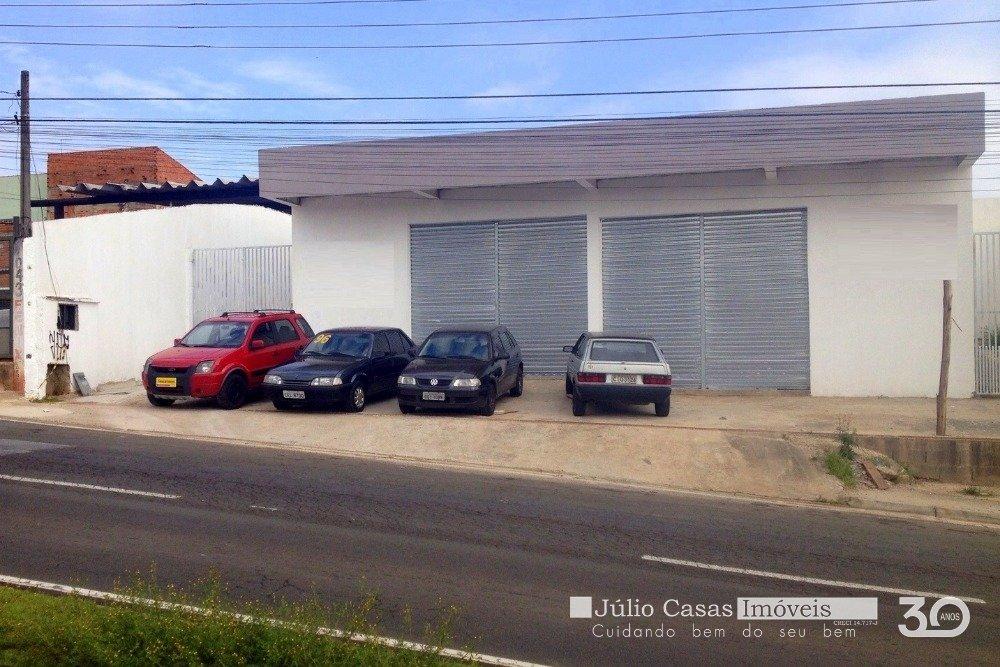 Salão Comercial Wanel Ville Sorocaba