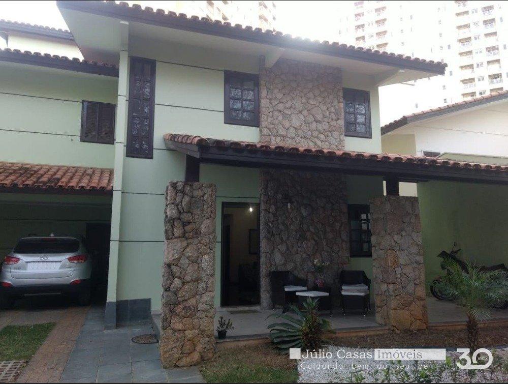 Casa em Condomínio Jardim São Carlos Sorocaba