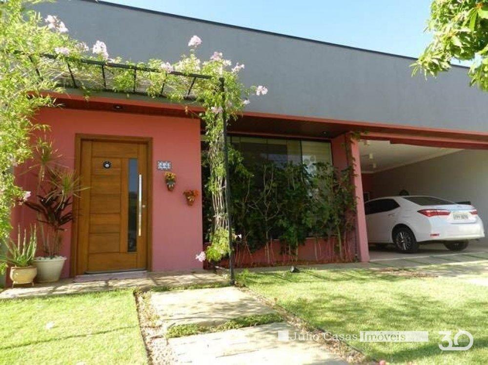 Casa em Condomínio Parque Residencial Rafael Alcalá Porto Feliz