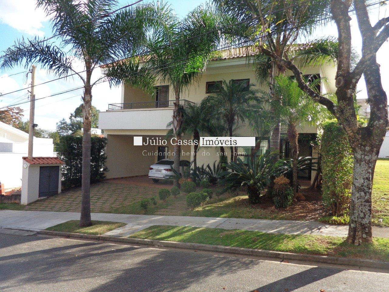 Casa em Condomínio Jardim Residencial Tivoli Park Sorocaba