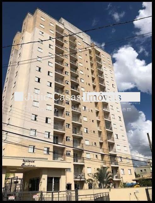 Apartamento Vila Trujilo Sorocaba