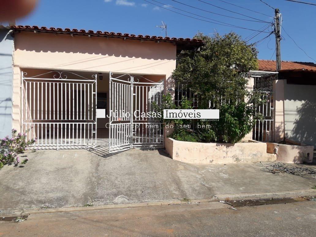 Casa Conjunto Habitacional Julio de Mesquita Filho Sorocaba
