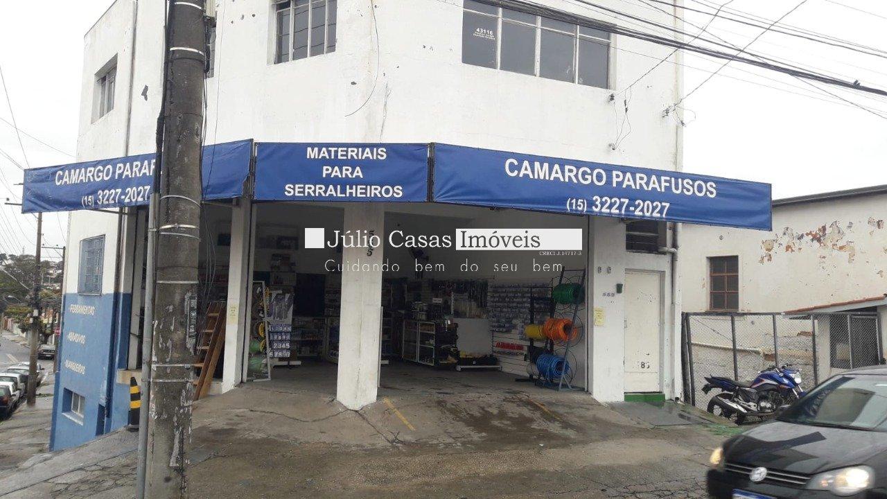 Salão Comercial Vila Francisca Santa Sorocaba