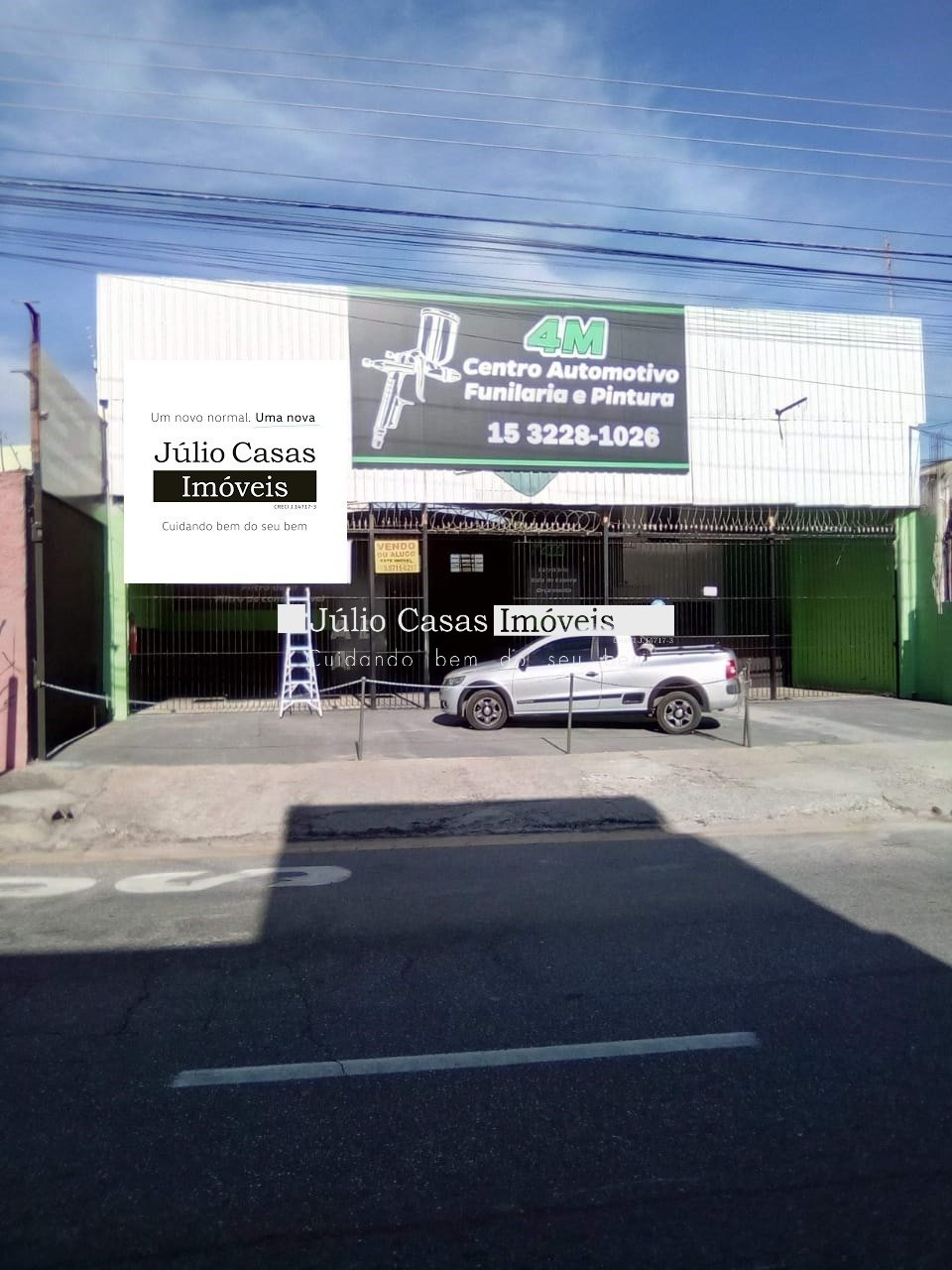 Galpão Vila Olímpia, Sorocaba (31350)